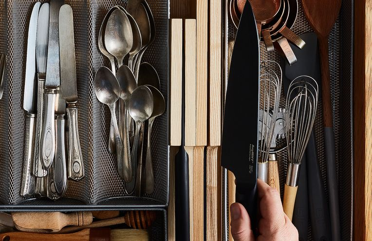 I Only Have One Kitchen Drawer—& I'm Determined to Make It Work