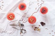 Watermelon Pudding (Gelo d'Anguria)