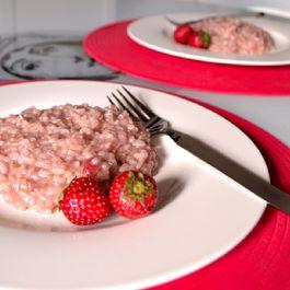 Mamma's Strawberry Risotto