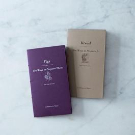 10 Ways of Preparing…Figs & Bread Book Bundle