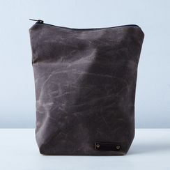 Waxed Canvas Lunch Tote