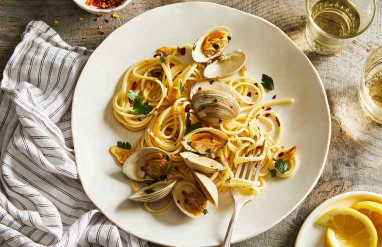 The Lemony, Garlicky Pasta That Helped Me Outsmart My 2-Year-Old