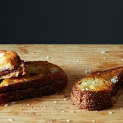 When in Doubt, Make a Melty Chocolate Sandwich for Dinner