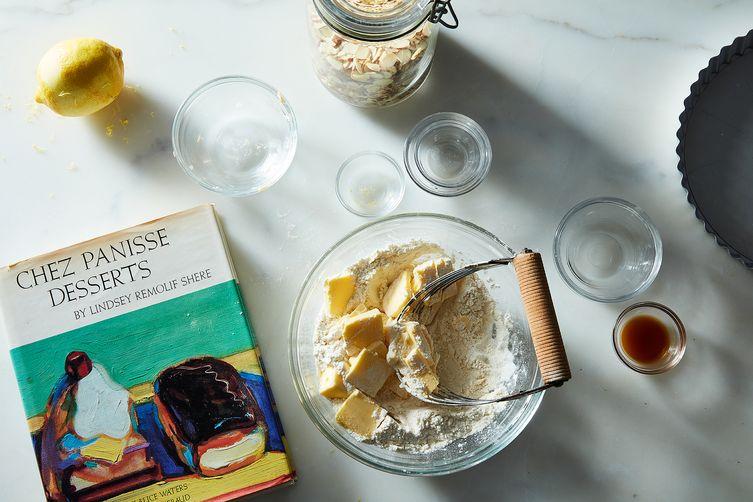Lindsey Shere's Almond Tart