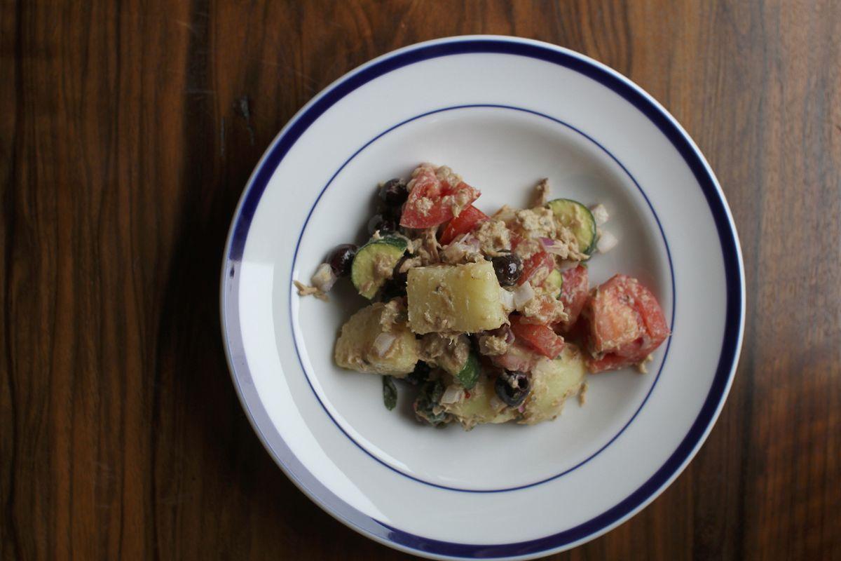 Provençal Potato Salad