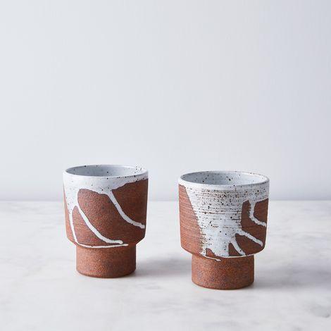 Handmade Ceramic Holding Mug