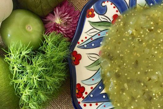 Janet's Salsa Verde