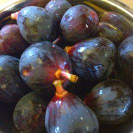 Pumpkin Ale Caramelized Figs