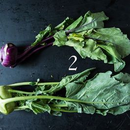 Down & Dirty: Kohlrabi