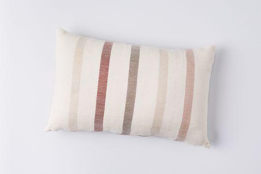 Sun-Faded Stripe Pillows
