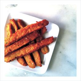 Panisses (Chickpea Fries)