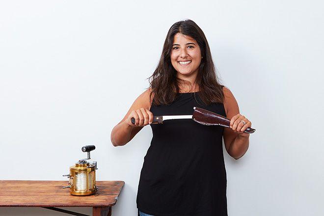 Sarah Yaffa