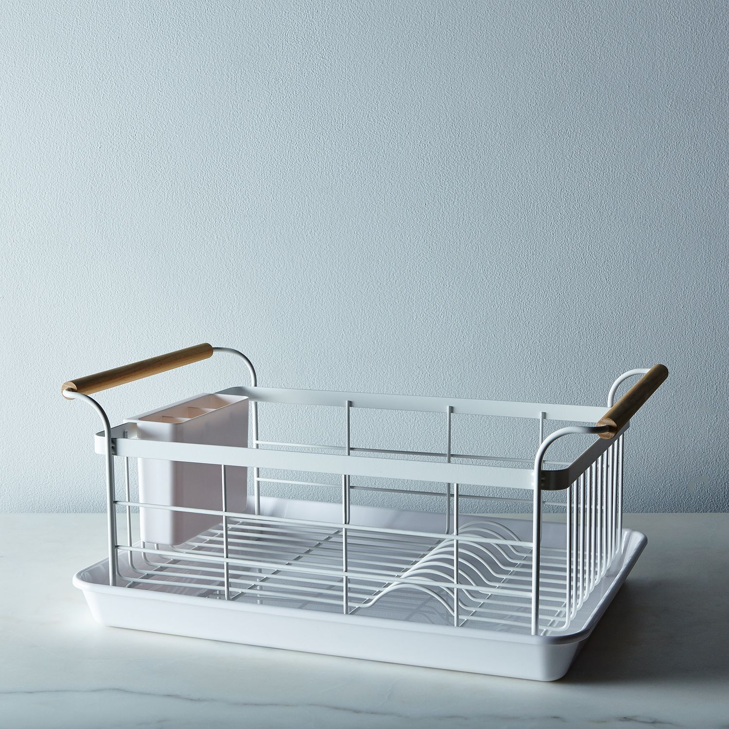 Wood Handled Dish Rack On Food52