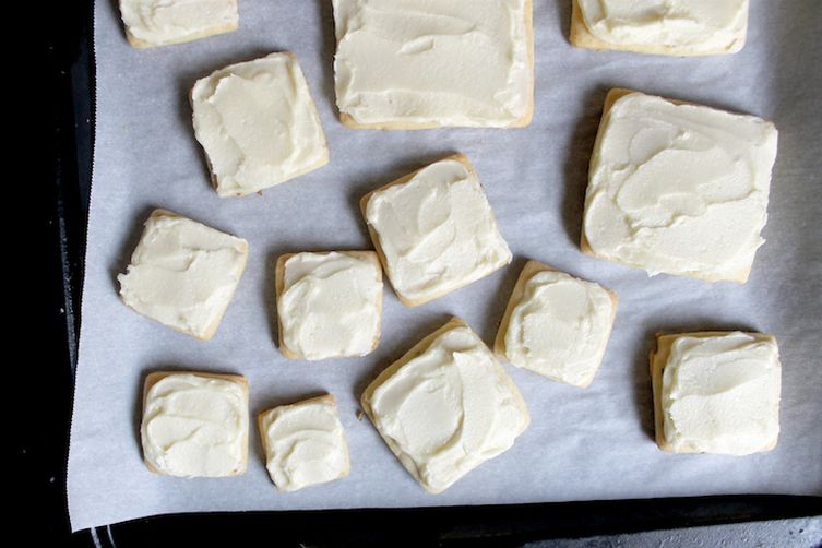 Aunt Clara's Anise Seed Cookies