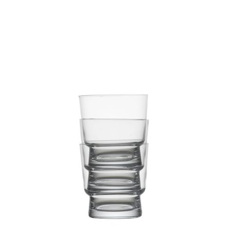 Tower Stackable Glasses (Set of 6)