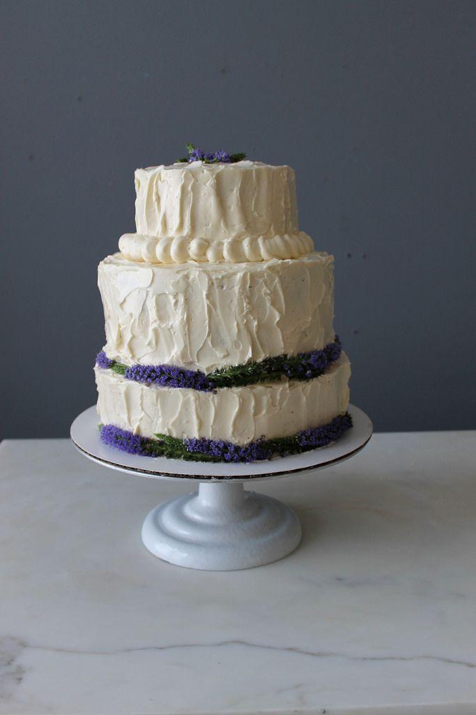 How to make a Wedding Cake Part 3