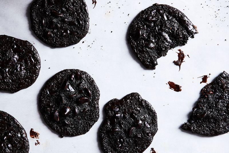 Chewy, crispy, chocolatey.