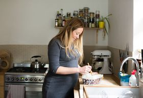 A Look Inside the Home of Food Stylist & Cookbook Author Anna Jones