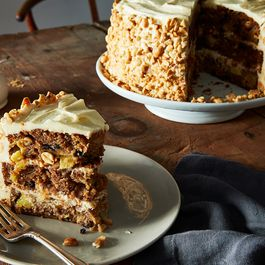 Sweet Potato Hummingbird Cake