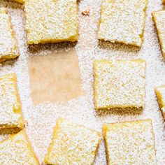 How to Make Lemon Bars