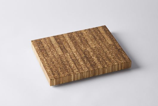 Upcycled Bamboo Serving Board