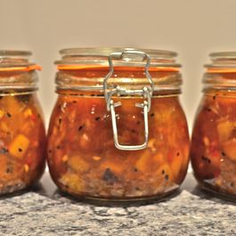Spicy Sweet Mango Chutney