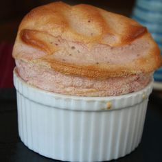 SIMPLE and delicious strawberry souffle