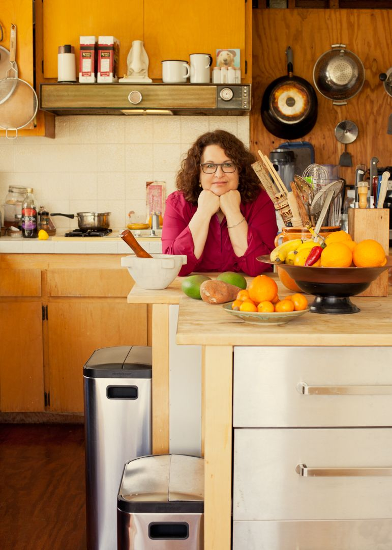 "Evan Kleiman is a radio host, teacher, and, as she's long been nicknamed, the ""fairy godmother of the L.A. food scene."""
