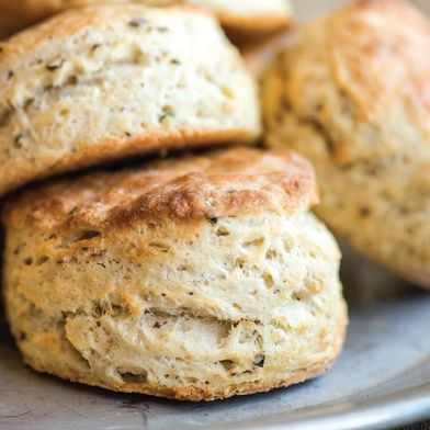 For a Healthy Kick of Spice, Add This One Thing to Your Buttermilk Biscuits