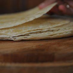 Adam Baumgart's Carnitas with Tomatillo Salsa