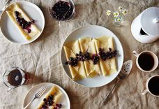 Crepes, Grilled Cheese, & Other First Meals We Made Our Partners