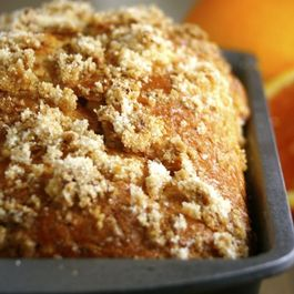 Orange White Chocolate Bread