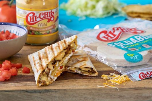 The Ultimate Plant-based Crunchwrap Supreme at Home w/ CHI-CHI'S
