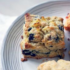 Blueberry Lemon Biscuits