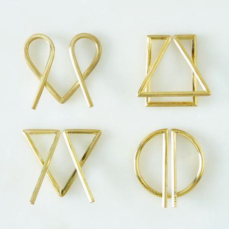 Brass Money Clips