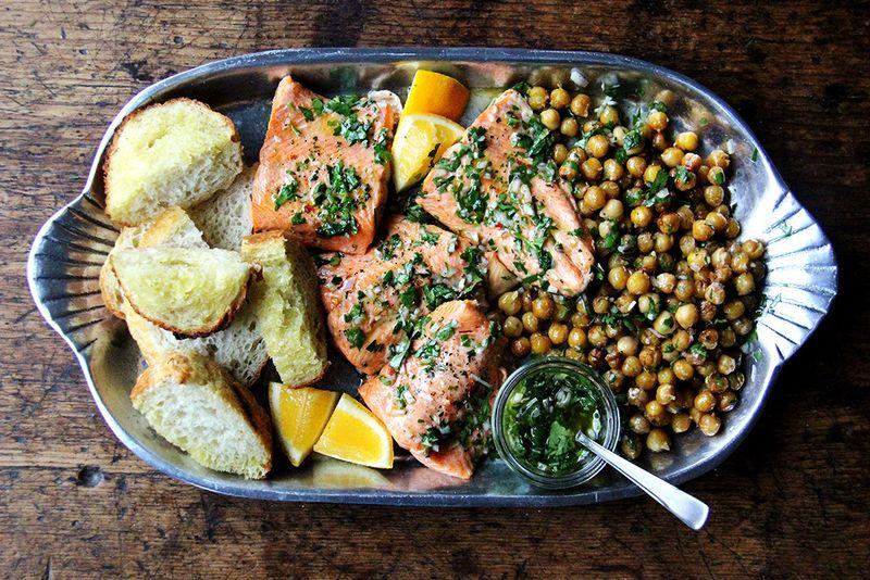 06909544 d688 48eb b923 23e43832ac8b  platter A Verdant, Versatile Sauce to Jazz Up Your Dinners (No, Its Not Pesto)