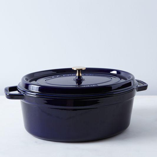 Food52 x Staub Oval Cocotte, 5.75QT