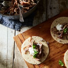 The Slow-Roasted Pork Shoulder Tacos Deserve