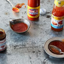 Condiments by Linda Kramer