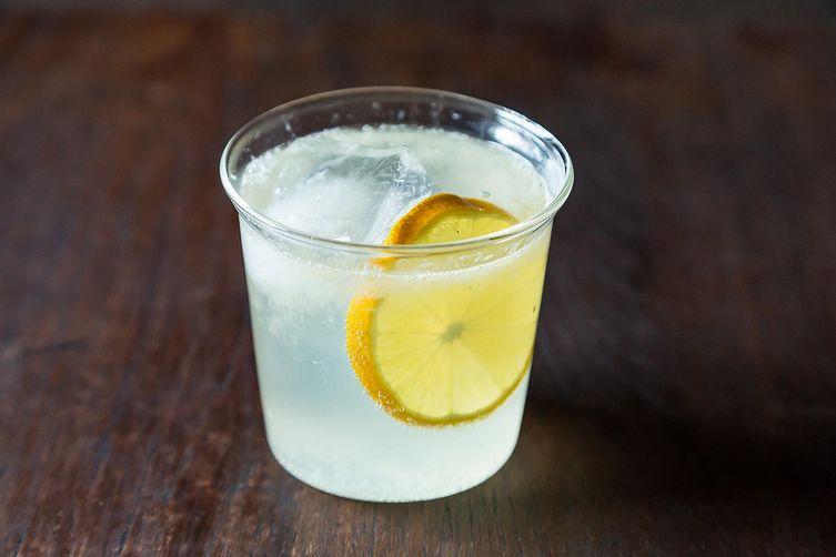 Juniper Lavender Dry Soda