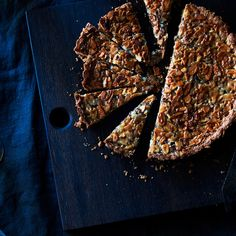 An Infamously Genius Caramel Almond Tart (+ A Call For Your Best-Loved Desserts)