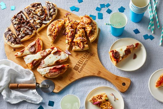 3 Easy DIY Flatbreads for Pizza Parties & Beyond