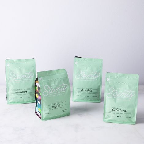 City of Saints Whole Bean Single Origin Coffee (2-Pack)