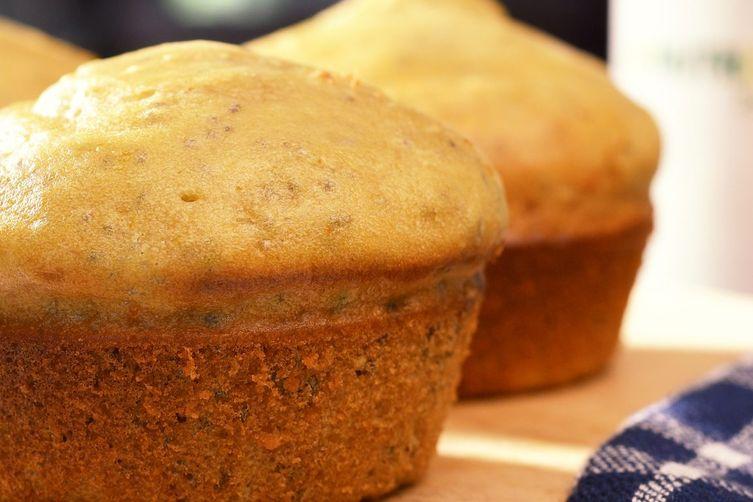 Gluten-Free Lemon and Chia Seed Muffins