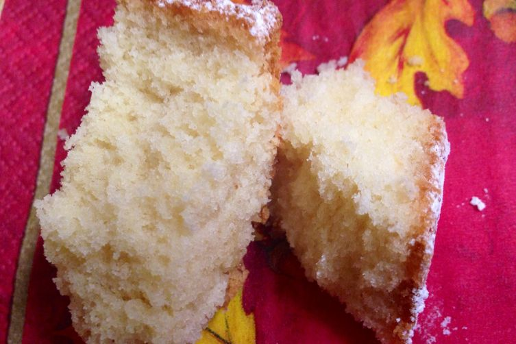 Norwegian Gold Cake, Bestest Pound Cake In My Books