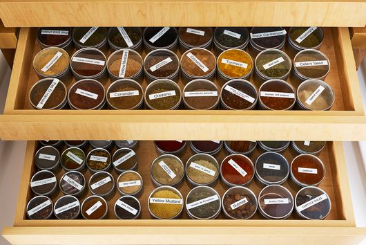 How to Organize Your Spice Rack So You Don't Lose Your Dang Mind