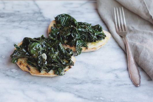 Crostini di Cavolo Nero (Kale Crostini)