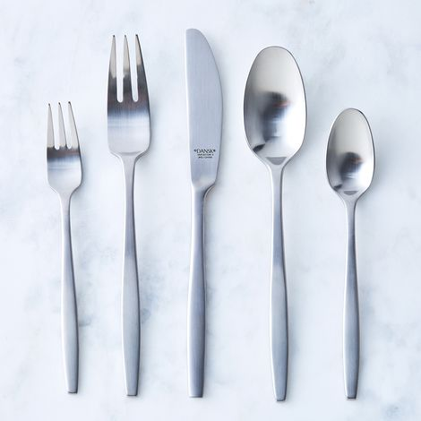 Dansk Variation V Flatware (5-Piece Place Setting)