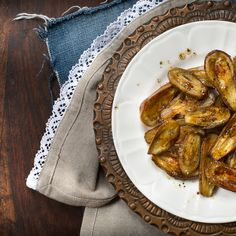 Roasted Eggplant with Thousand and One Night Glaze