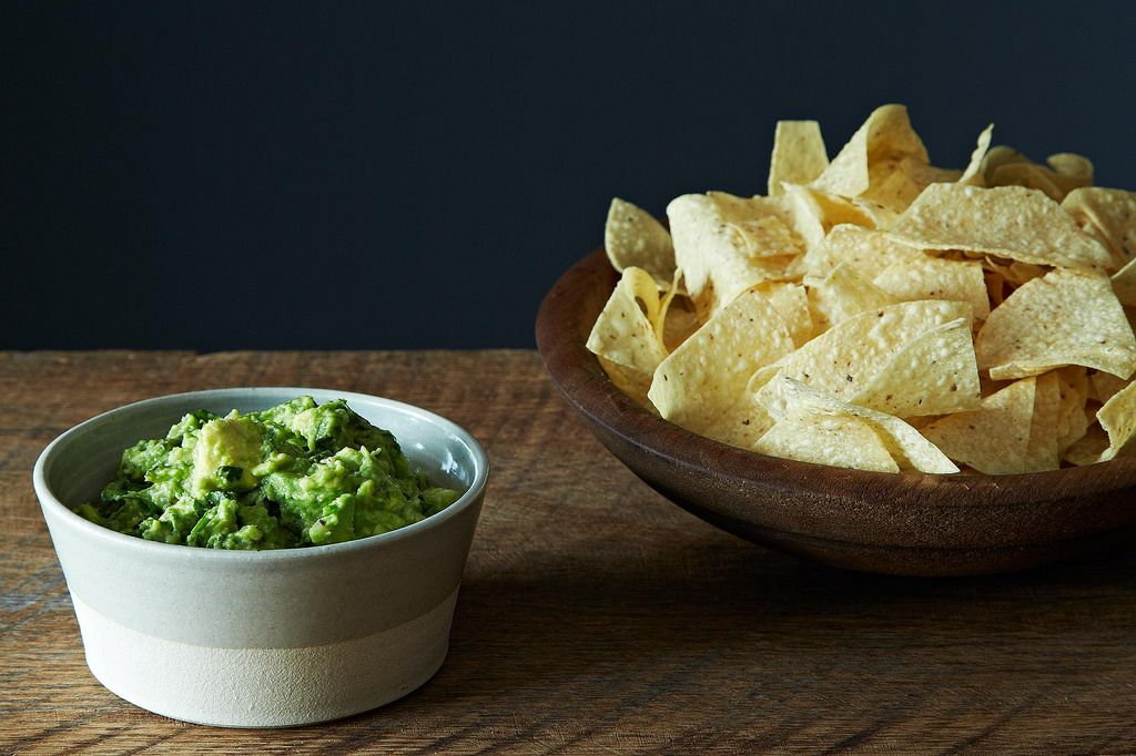 How to Make Guacamole on Food52